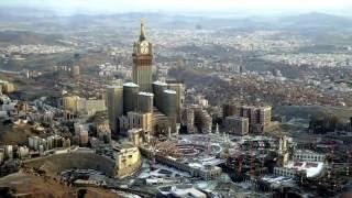 Was zeigt uns der Schatten des Uhrturms in Mekka?