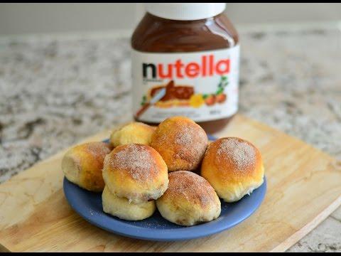 Nutella Pillsbury Dessert Rolls