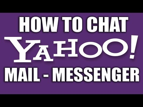How to Chat with Friends in Yahoo! Mail - Yahoo Email Services