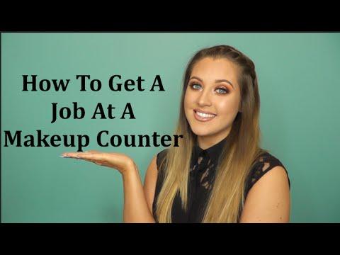 How To Get A Job At A Makeup Counter | Inglot