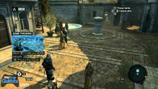 Assassin's Creed: Revelations Gameplay - Part 5: Imperial North Den Attack | WikiGameGuides