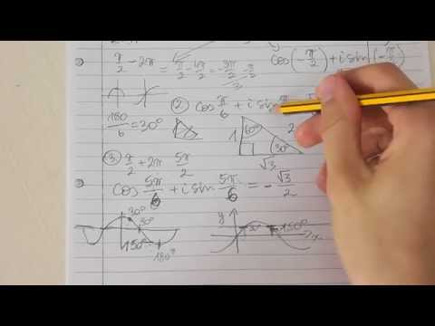 How to find the cube roots of 'i' [complex numbers]