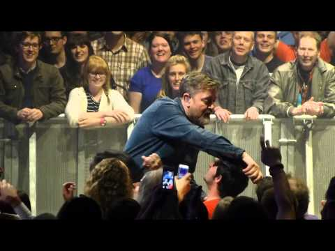 Elbow - One Day Like This   - London O2 Arena 16th April 2014