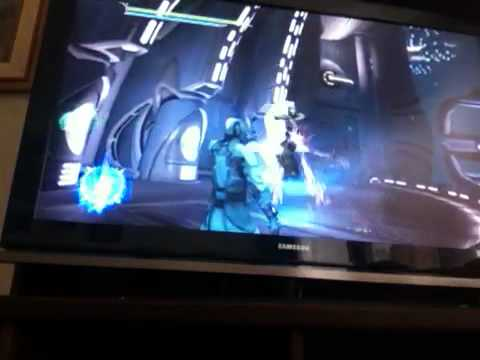 Star Wars the Force Unleashed 2 PS3 Gameplay