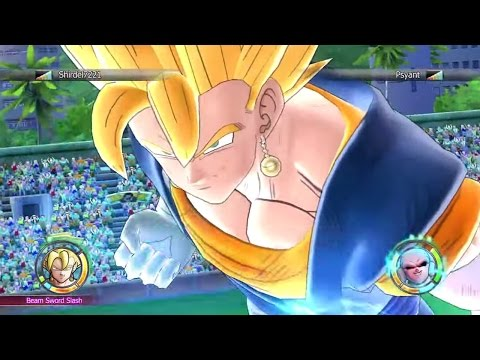 Dragonball Raging Blast 2 Online Tournament 1
