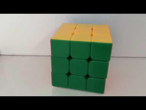 6 cool 3x3 Rubik's cube patterns
