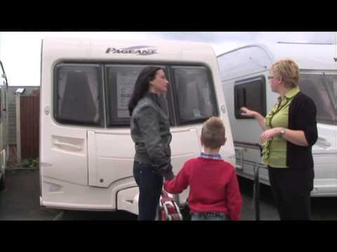 First Time Caravan Buyers