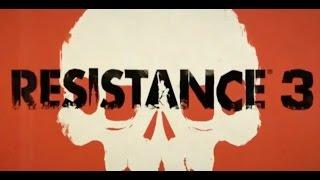 Resistance 3 Game Movie (All Cutscenes) 2011