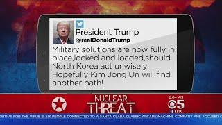 Trump: Military