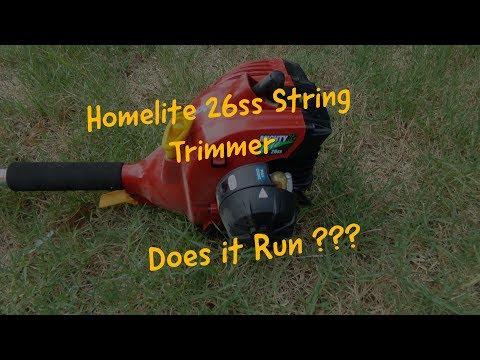 Homelite 26SS (UT21546) String Trimmer
