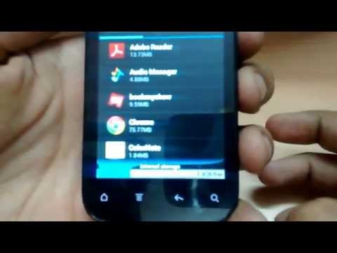 Android ICS 4.0 on HTC Explore A310e + Increased Internal Memory