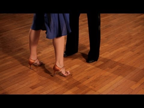 How to Do a Rumba Extended Box | Ballroom Dance