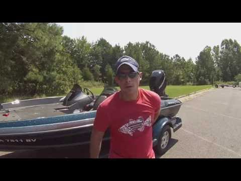 How to keep your bass boat shining!!