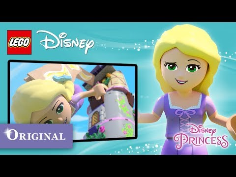 Rapunzel in