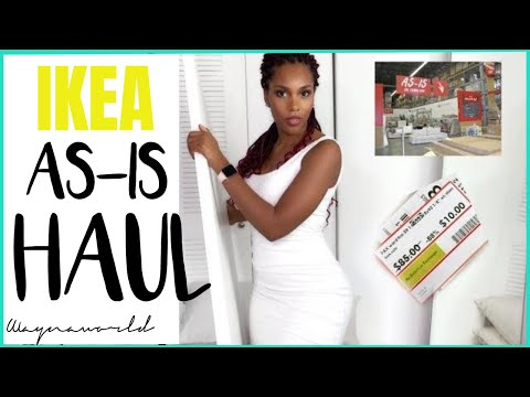 Ikea Shopping Haul | Ikea Shopping Hacks | As-is Section