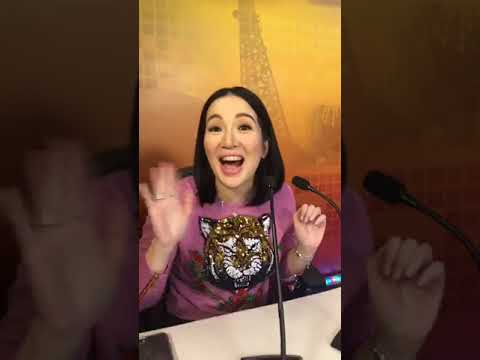 Full Interview: Cristy Fermin's Interview with Kris Aquino Regarding Mocha Uson Issue