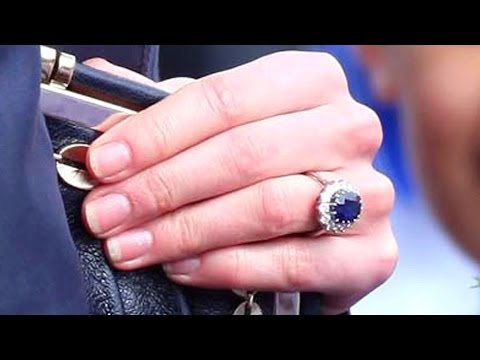 How to Get a Ring like Kate Middleton's | Diamond Rings