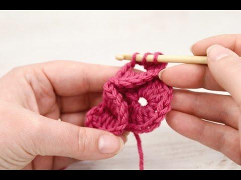 How to Crochet - Crocodile Stitch