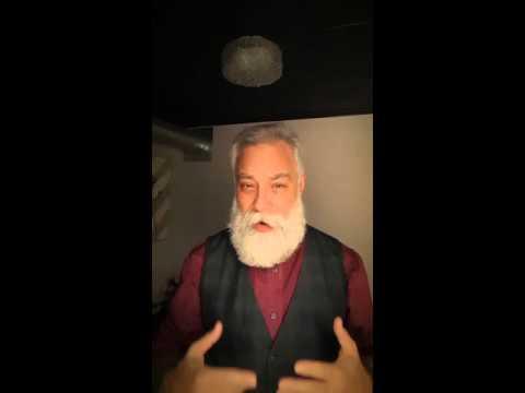 Frizzy beard on rainy or humid days?