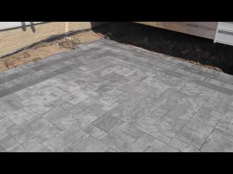 Multiple border patio backyard ideas Hanover PA - Ryan's Landscaping - 717-632-4074