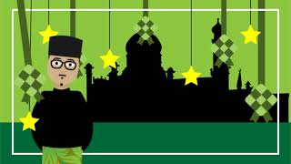 Hari Raya Greetings Animation