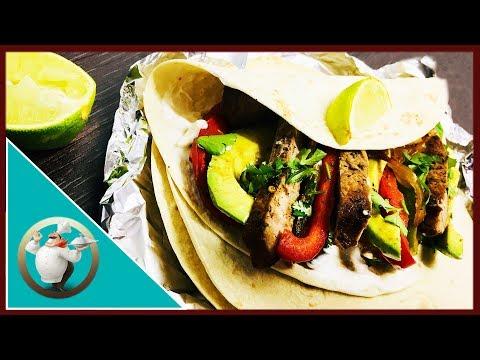 Chilli Lime Steak Fajitas | Cilantro And Lime Fajitas In 20 Min