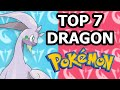 Top 7 BEST Dragon Pokemon