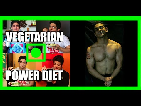 Indian Vegetarian Bodybuilding Meal Plan - Diet for LEAN BULKING - BeerBiceps Veg Muscle Building