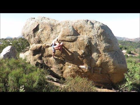 San Diego - Big Ben Boulder
