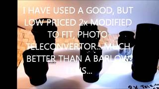 My Bresser Telescope Skylux 70/700 _ How To Improve Any Refractor Like Bresser - Test Videos