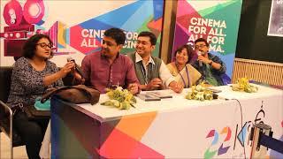 ELIXIR Short Film 22nd Kolkata International Film Festival Press Conference Cannes Short Film Corner