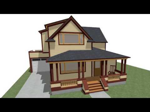 South Grand Porch Design