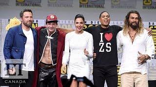 Marvel Vs. DC At Comic-Con 2017