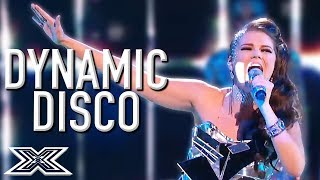 TOP DISCO Covers On The X Factor! | X Factor Global