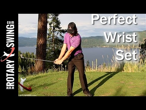 Wrist Hinge / Wrist Cock in the Golf Swing - How Much and When?