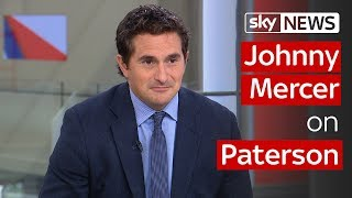 Johnny Mercer on Paterson