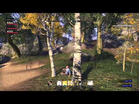 Elder Scrolls Online: PS4 Beta | A day at the beach!