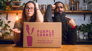 Everything to Know Before Getting a Vegan Meal Subscription Box?  | Purple Carrot Review + Discount