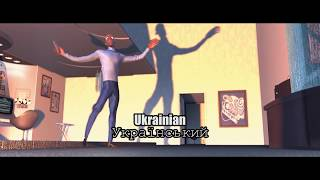 """The Incredibles -  """"Where is my Super Suit?"""" Scene (Multilanguage)"""