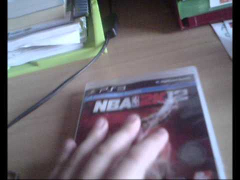 Unboxing/Déballage | NBA 2K12 - Michael Jordan Edition (PS3)