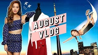 Jenn Goes To Toronto & Other Places Too!  | August Vlog