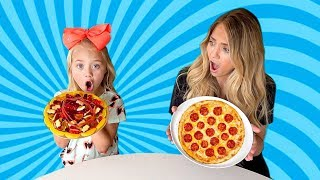 Download EXTREME Gummy Food VS Real Food Challenge Video