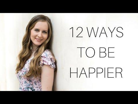 How to Be Happy & Enjoy Life