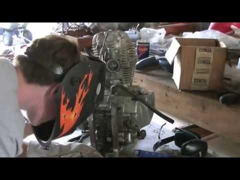 15 HP 5-Speed Go Kart Build Part 2- Engine Mounting Bracket