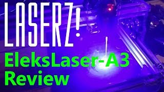EleksMaker A3 Pro Review - The Most Popular High Quality