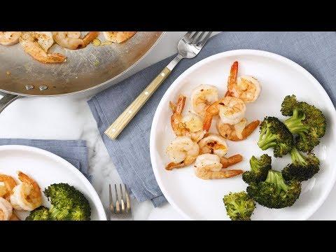 Garlic Shrimp- Martha Stewart
