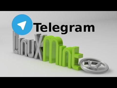 Install The Official Telegram Desktop App In Linux Mint (Ubuntu) Via PPA