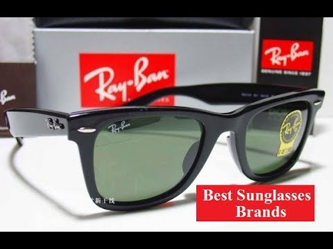 Top 10 Best Sunglasses Brands For Men 2017 | Mens Style 2017 | Men's Fashion India | FGQuickie