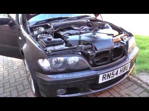 BMW e46 320d Luz do ABS, ASC (esp) e travao mão acesa - Abs Control