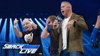 James Ellsworth is named SmackDown LIVE team mascot at Survivor Series: SmackDown LIVE, Nov. 8, 2016